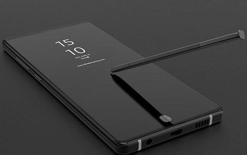 Samsung Galaxy Note 9 rò rỉ với 7 tính năng mới