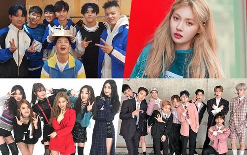 Tranh thủ girlgroup mới đang hot, Cube tổ chức concert gia đình lần đầu tiên trong 5 năm