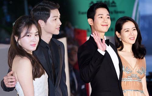 Để ý mới thấy Jung Hae In và Son Ye Jin đang lặp lại kịch bản Song Song năm xưa, nhưng tình thế bị đảo ngược?