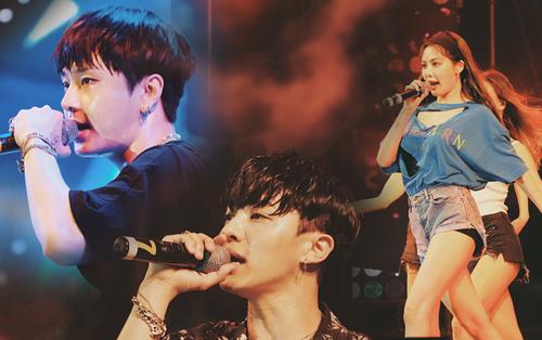 """Top khoảnh khắc """"đắt"""" nhất đêm diễn Hyuna, Highlight: Quyến rũ, sâu lắng, hồi tưởng về chùm ca khúc đình đám một thời"""