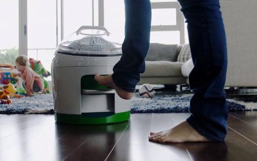 Máy giặt trông như cái nồi cơm, chạy bằng sức người: Của hiếm cho hội sinh viên thích tiết kiệm điện