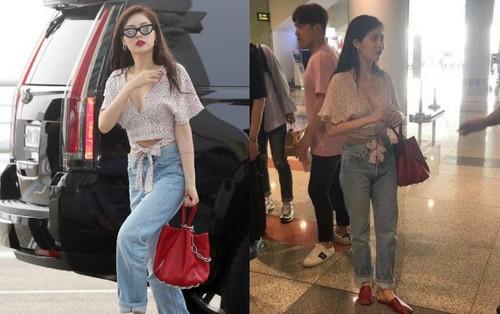 """Nhan sắc tựa nữ thần của Hyuna cũng bị """"dìm"""" không thương tiếc khi bị chụp lén tại Việt Nam"""