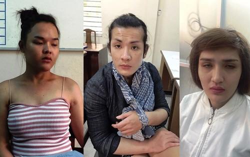 Bắt nhóm đối tượng chuyển giới chuyên dụ du khách nước ngoài mua dâm, massage rồi trộm tài sản