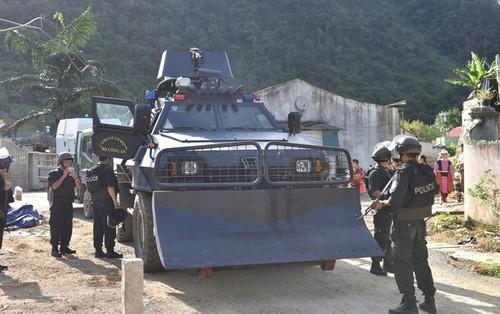Đối mặt hai ông trùm ma túy khét tiếng ở Lóng Luông