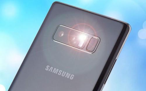 Xuất hiện poster cho Galaxy Note 9, cảm biến vân tay dưới camera giống S9/S9+