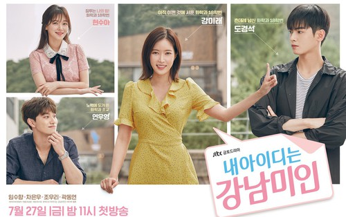 12 phim Hàn lên sóng tháng 7 (Phần cuối): Bữa tiệc đa sắc màu trên truyền hình