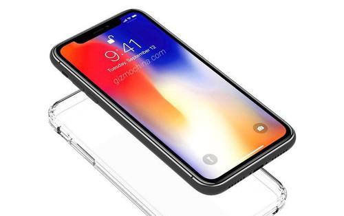 Lộ thiết kế vỏ ốp của iPhone 9, một chiếc iPhone X với camera đơn