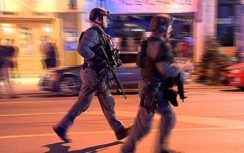 Canada: Xả súng tại Toronto khiến 1 người chết và 13 người khác bị thương