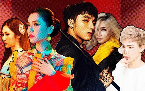 Xếp hạng MV Vpop nửa đầu 2018 có view tăng nhanh nhất trong tháng đầu tiên: Quán quân không phải là... Sơn Tùng M-TP