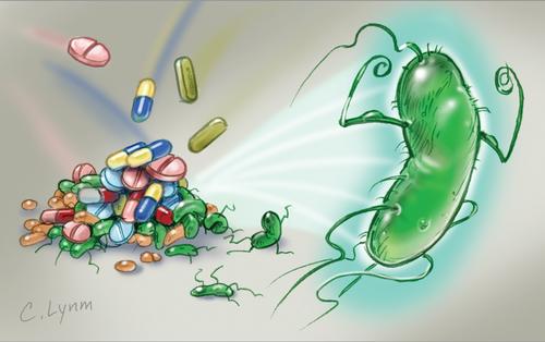Cảnh báo: Vi khuẩn kháng thuốc có thể lan tỏa theo đường không khí, và đây là tin không hề tốt chút nào