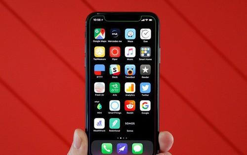 """Apple có thể đã tìm ra cách đưa cảm biến vân tay trở lại màn hình """"all –screen"""" của iPhone"""