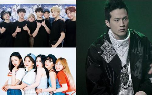 Thử tưởng tượng xem, Teddy mà hợp tác với BTS, EXO hay Red Velvet thì còn gì bằng!