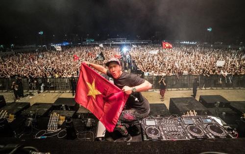 DJ gốc Việt được xướng tên trong BXH top 100 DJS - Florian Picasso