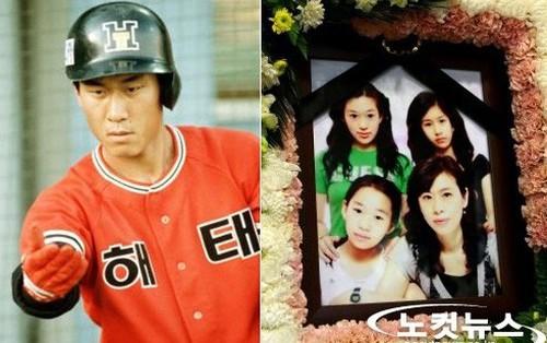 Khép lại sự nghiệp lẫy lừng, ngôi sao bóng chày Hàn Quốc trượt dài trong thất bại rồi trở thành sát nhân 1 đêm giết 4 mạng người