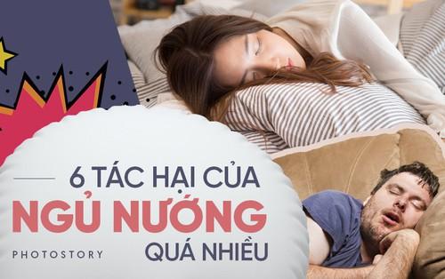 """Đừng """"ngủ nướng"""" quá nhiều bởi những tác hại bất ngờ này"""