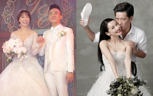 Đám cưới của những ngôi sao làng hài: Cách tổ chức khác nhau nhưng đều có một điểm chung, Trường Giang liệu sẽ như thế?