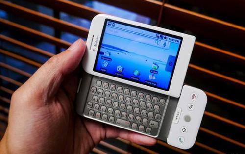 Bạn có biết đây chính là chiếc smartphone Android đầu tiên trên thế giới?