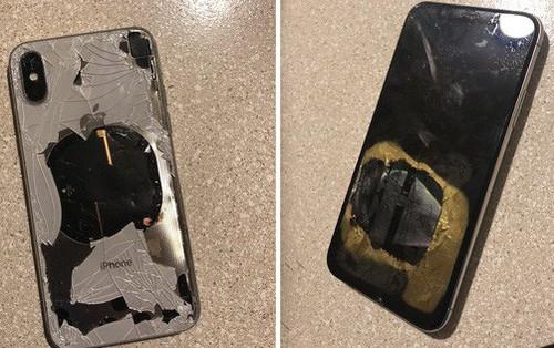 iPhone X phát nổ sau khi cập nhật lên iOS 12.1, Apple lập tức điều tra
