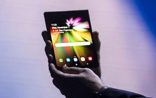 Smartphone màn hình gập của Samsung sẽ có tên gọi rất lạ: Samsung Flex hoặc Galaxy Flex