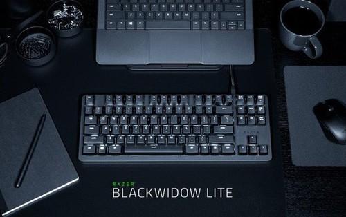 Bàn phím cơ Razer BlackWidow Lite: Switch Orange giảm ồn, phục vụ game thủ và dân văn phòng, giá 2 triệu đồng