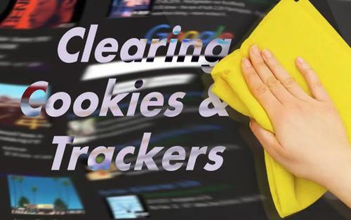 Nhà thiết kế sáng tạo ra cách xóa cookies trên web kiểu mới: Dùng giẻ lau màn hình