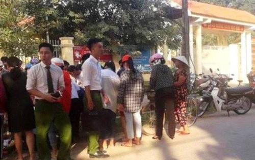 Thanh Hóa: Phát hiện thi thể trẻ sơ sinh bị bỏ lại gần cổng trường học