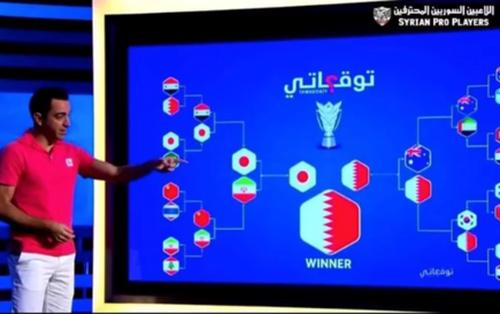 Tiền vệ xuất sắc bậc nhất lịch sử bóng đá thế giới đoán đúng 7 trong 8 đội vào tứ kết Asian Cup 2019, chỉ trừ... Việt Nam