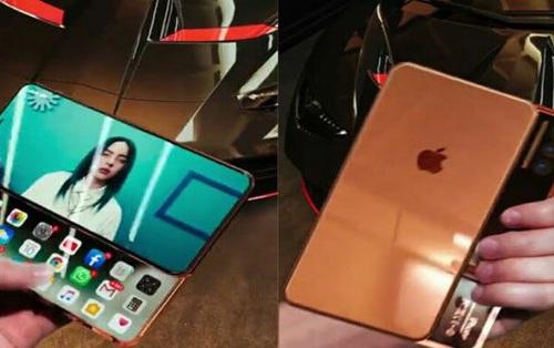 iPhone Slide Pro siêu độc dị lần đầu xuất hiện: Mất cả tháng lương để tậu về cũng đáng tiền!