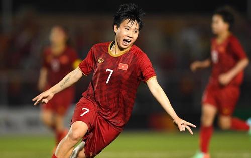 Thắng thuyết phục chủ nhà Philippines, tuyển nữ Việt Nam tái đấu Thái Lan ở chung kết