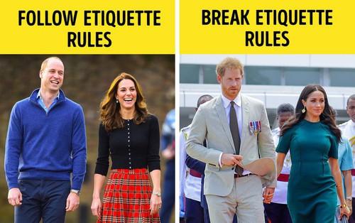 5 quy tắc khác thường nhưng giúp giải đáp nhiều thắc mắc của công chúng về hoàng gia Anh