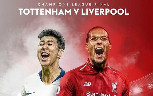 Lịch thi đấu chung kết Champions League 2019 diễn ra đêm nay, xem ngay để không bỏ lỡ trận đấu bóng đá lớn nhất năm nay