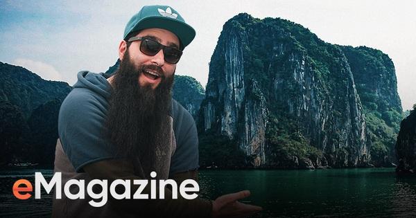 Trải nghiệm vịnh Hạ Long tuyệt vời và kì vĩ cùng chính đạo diễn phim Kong: Skull Island