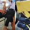 """Đi học phong cách """"thái tử Dubai"""", nam sinh gây loá mắt với bộ phụ kiện lóng lánh ánh vàng đầy quý tộc"""