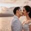 """Ưng Hoàng Phúc """"khoá môi"""" bà xã Kim Cương ngọt ngào trong bộ ảnh cưới, đã ấn định ngày cử hành hôn lễ"""