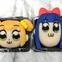 Đây là loại bánh dành riêng cho fan mê hoạt hình Nhật Bản với kiểu tạo hình sống động đến không ngờ