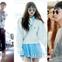 Hyuna xinh xắn bất ngờ mà không cần hở quá đà, Sehun như siêu mẫu đọ sắc cùng 2 đàn anh DBSK tại sân bay