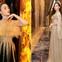 """Ngập sắc vàng kim cả một thảm đỏ: Lan Ngọc đài các đúng kiểu """"Crazy Rich Asian"""", Nhã Phương long lanh tựa nữ thần"""