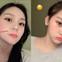 Gái xinh luôn đúng: Umji (Girlfriend) makeup theo kiểu vừa được hôn má , netizen vẫn khen chứ chẳng chê