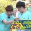 """Running Man - Không lên sóng: Ngô Kiến Huy bị vợ chồng Khởi My - Kelvin Khánh thi nhau """"ngắt nụ"""""""