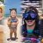 BLACKPINK mặc đồ bơi kín mít ở Hawaii chính là chúng ta mỗi khi đi biển, ước được diện bikini nóng bỏng nhưng toàn làm ngược lại