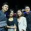 Không khí trải nghiệm MXH Lotus tại lễ ra mắt: Quang Đại chăm chú, Tùng Sơn-Trang Lou nhí nhảnh check-in