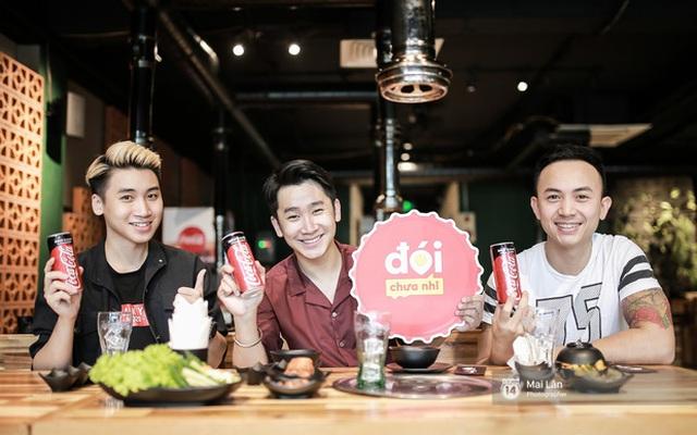 Đói Chưa Nhỉ 01 - Cùng Vlogger Huy Cung và hot boy Anh Vũ nếm thử món cá mút đá độc đáo