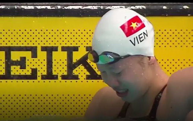 Ánh Viên giành HC vàng 100m ngửa