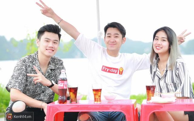 Đói Chưa Nhỉ: Những khoảnh khắc đáng yêu của cặp đôi nổi tiếng Tùng Sơn - Trang Lou