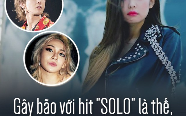 """Gây bão với hit """"SOLO"""" là thế, Jennie vẫn bị ném đá bởi vì..."""