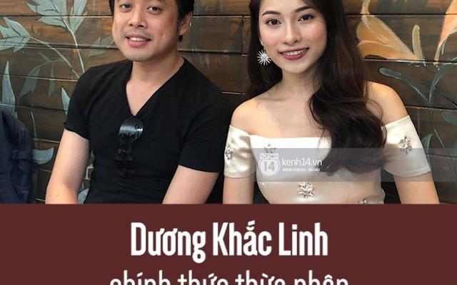 Dương Khắc Linh chính thức thừa nhận đang yêu Ngọc Duyên Sara