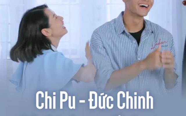 Chi Pu - Đức Chinh thử thách cực dễ thương