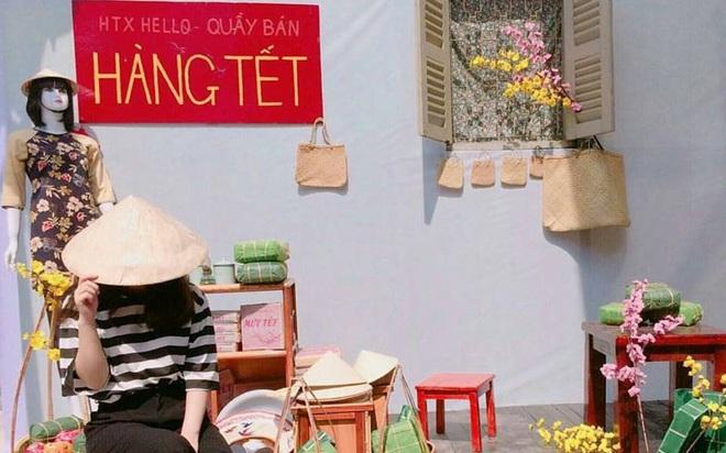 """Ở Sài Gòn, đi đâu chụp ảnh vừa đầy chất Tết mà lại không bị """"sến""""?"""