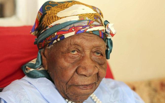 Cụ bà 117 tuổi sống lâu nhất thế giới người Jamaica đã qua đời
