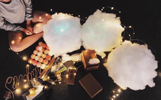 Tất tần tật các mẫu dây đèn xinh yêu mà cô gái nào cũng muốn mua vào dịp Giáng sinh